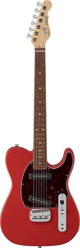 G&L USA Fullerton Deluxe ASAT Special Fullerton Red CR