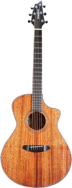 Breedlove Wildwood Concert Satin CE All Mahogany