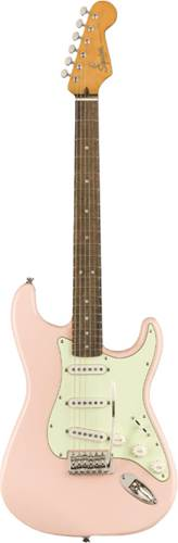Squier Classic Vibe 60s Strat Shell Pink IL