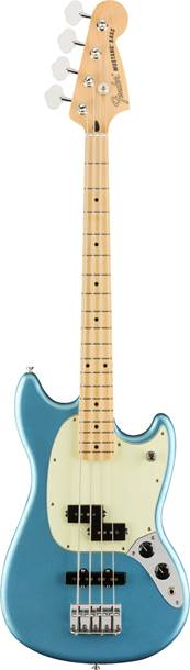 Fender FSR Player Mustang Short Scale Bass PJ Lake Placid Blue Maple Fingerboard guitarguitar Exclusive