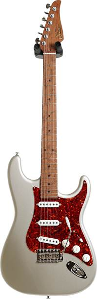 Suhr guitarguitar Select #158 Classic Inca Silver 5A Roasted Maple Fingerboard