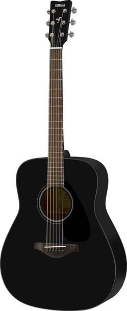 Yamaha FG800 NTII Black