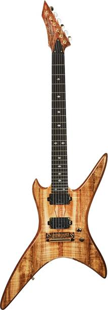 BC Rich Stealth Exotic Legacy Spalted Maple
