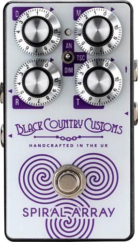 Laney Black Country Customs Spiral Array Chorus