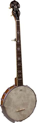 Barnes & Mullins BJ350G Albert Open Back 5 String Banjo