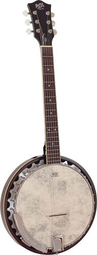 Barnes & Mullins BJ306 Perfect 6 String Banjo