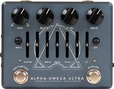 Darkglass Alpha Omega Ultra AUX Pre-Amplifier