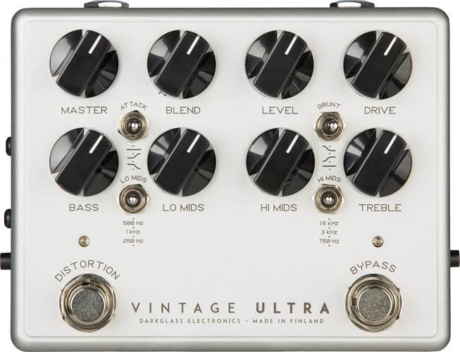 Darkglass Vintage Ultra V2 AUX Pre-Amplifier