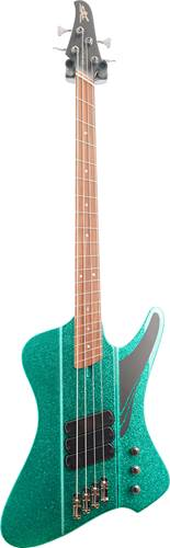 Dingwall D-Roc 4 String Metalflake Aquamarine Pau Ferro Fingerboard