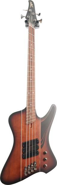 Dingwall D-Roc 4 String Matte Vintageburst Pau Ferro Fingerboard