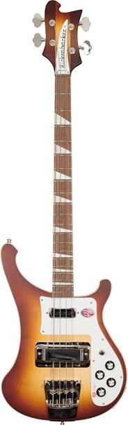 Rickenbacker 4003 Satin Autumnglo Limited Edition