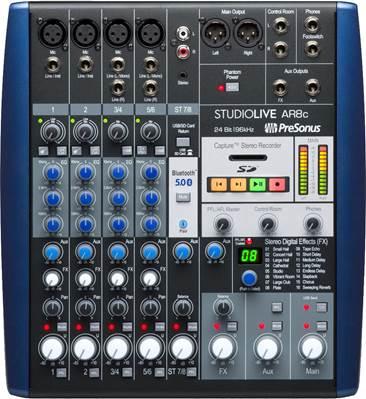 Presonus AR8c Mixer