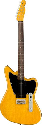 Fender Japanese Offset Tele Korina Aged Natural RW