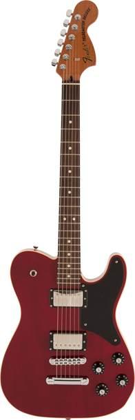 Fender Japanese Troublemaker Tele Crimson Red RW