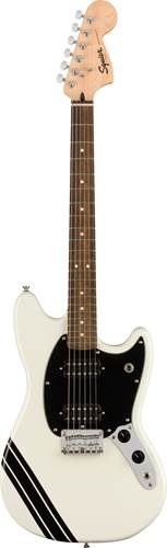 Squier FSR Bullet Mustang Competition Arctic White IL