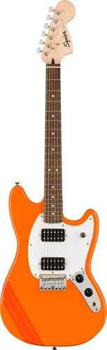 Squier FSR Bullet Mustang Competition Orange IL