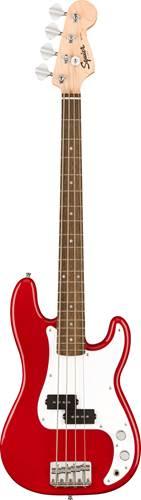 Squier Mini Precision Short Scale Bass Dakota Red