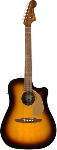 Fender California Traditional Redondo Player Sunburst