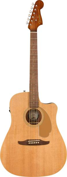 Fender California Traditional Redondo Player Natural