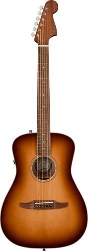 Fender California Traditional Malibu Classic Aged Cognac Burst