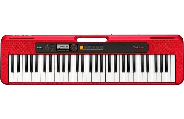 Casio CT-S200RD Portable Keyboard Red