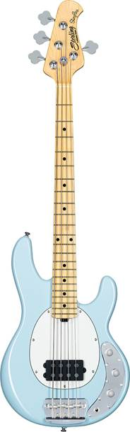 Music Man Sterling Stingray Short Scale Bass Daphne Blue