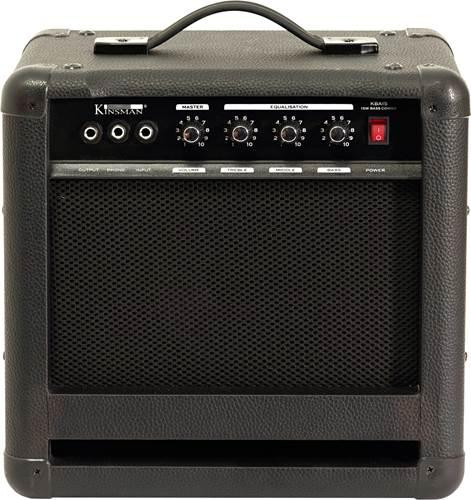 Kinsman KBA15 15W Bass Combo