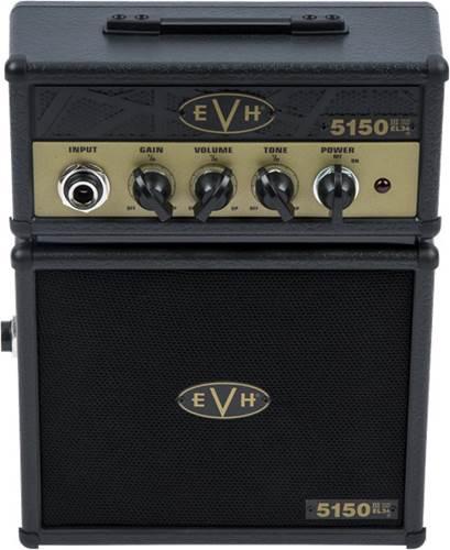 EVH Micro Stack EL34 Black and Gold
