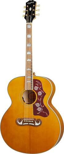 Epiphone Inspired by Gibson J-200 Aged Natural Antique Gloss