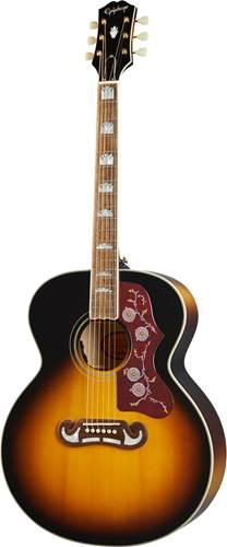 Epiphone Inspired by Gibson J-200 Aged Vintage Sunburst Gloss