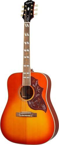 Epiphone Inspired by Gibson Hummingbird Aged Cherry Sunburst Gloss