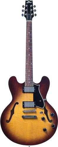 Heritage H-535 Standard Semi-Hollow Original Sunburst