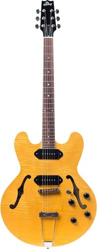 Heritage H-530 Standard Semi-Hollow Antique Natural