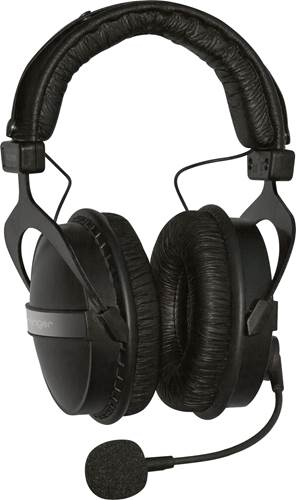 Behringer HLC660M Headphones with Microphone