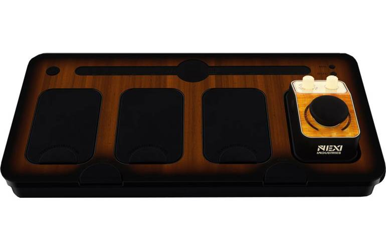 Nexi Industries Acoustic Pedal Board With Compressor