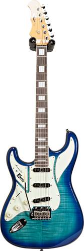 Burns King Cobra Blue Burst LH