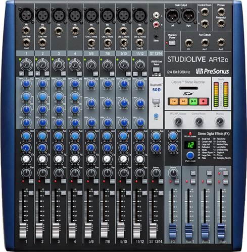 Presonus AR12c Mixer