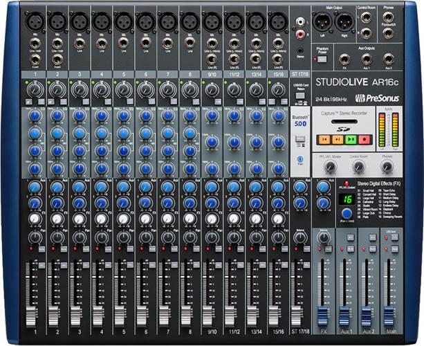 Presonus AR16c Mixer