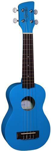 Brunswick BU1S Soprano Ukulele Blue