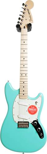 Fender Offset Mustang Sea Foam Green MN