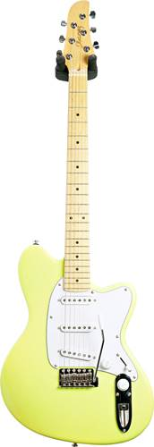 Ibanez Signature YY10-SGS Yvette Young Talman Slime Green Sparkle