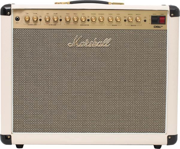 Marshall DSL40CR 40W 1x12 Combo Cream