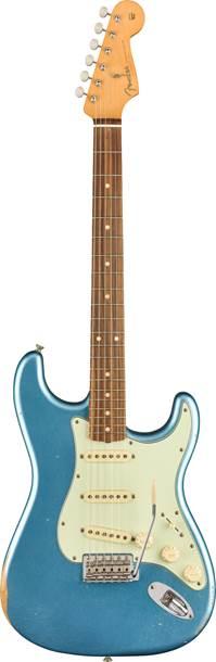 Fender Vintera Road Worn 60s Strat Lake Placid Blue PF