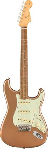 Fender Vintera Road Worn 60s Stratocaster Firemist Gold Pau Ferro Fingerboard