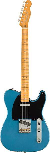 Fender Vintera Road Worn 50s Telecaster Lake Placid Blue Maple Fingerboard