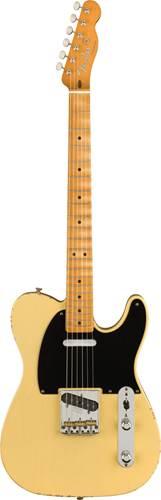 Fender Vintera Road Worn 50s Telecaster Vintage Blonde Maple Fingerboard