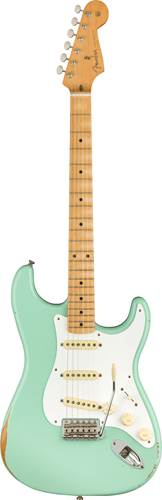 Fender Vintera Road Worn 50s Strat Sea Foam Green