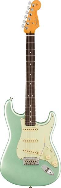 Fender American Professional II Stratocaster Mystic Surf Green Rosewood Fingerboard