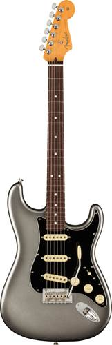 Fender American Professional II Stratocaster Mercury Rosewood Fingerboard