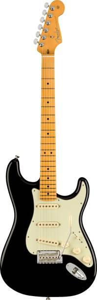 Fender American Professional II Stratocaster Black Maple Fingerboard